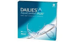 Alcon Dailies Aqua Comfort Plus 90